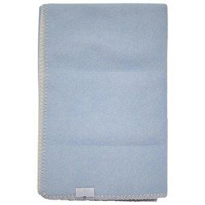 Borås Cotton Unisex Norway Assort Textile Blue Harper Blanket Light Blue