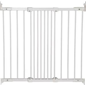 Baby Dan Unisex Norway Assort Baby safety White FlexiFit Metal Gate White