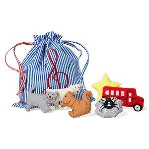 oskar&ellen; Unisex Soft toys Multi Song Bag