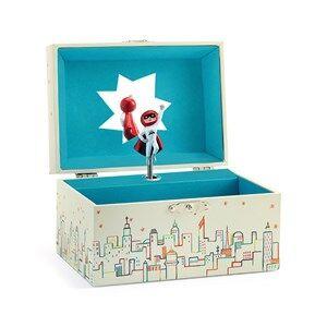Djeco Unisex Storage Multi Mister Moon Music Box