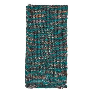 Image of Acne Studios Unisex Scarves Blue Mini Zelda Scarf Turquoise Mix