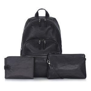 Tiba + Marl Girls Changing and travel bags Black Black Elwood Backpack Changing Bag