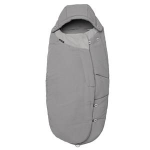Maxi-Cosi Unisex Stroller accessories Grey General Footmuff Concrete Grey