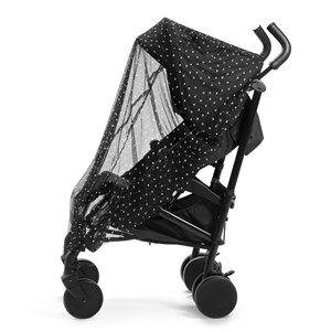 Elodie Details Unisex Stroller accessories Black Mosquito Net Dot
