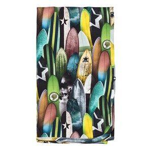 Molo Unisex Textile Multi Niles Blanket Surfboards