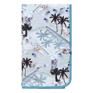 Molo Unisex Textile Multi Niles Blanket Swimmingpools