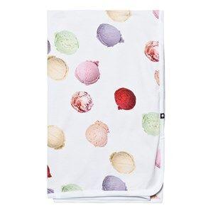 Molo Unisex Textile Multi Neala Blanket Ice Scoops