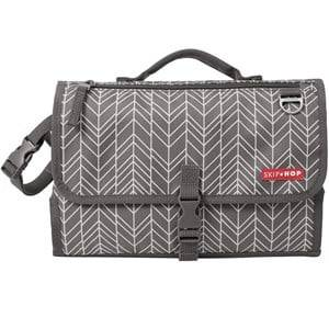 Skip Hop Unisex Bags Grey Pronto Changing Station Grey Feather