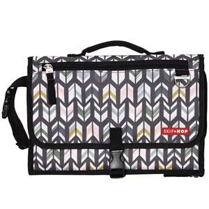 Skip Hop Unisex Bags Grey Pronto Changing Station Arrow