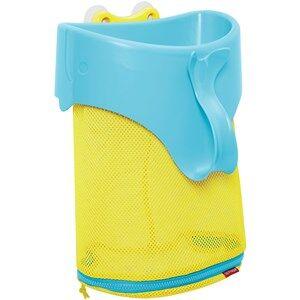 Skip Hop Unisex Water toys White Moby Scoop & Splash Bath Toy Organizer