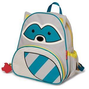 Skip Hop Unisex Bags Blue Zoo Pack Raccoon
