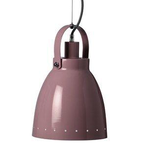 Done by Deer Girls Lighting Pink Metal Lamp Dark Powder