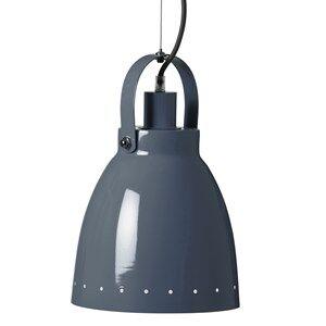 Done by Deer Boys Lighting Blue Metal Lamp, Dark Blue