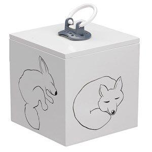 Kids Concept Unisex Storage White Edvin - Pacifier Storage Box