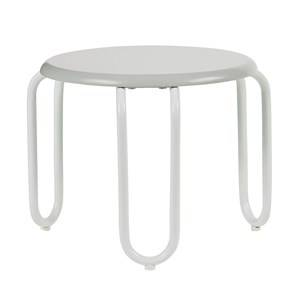 Kids Concept Boys Furniture Grey Linus Stool Grey/White