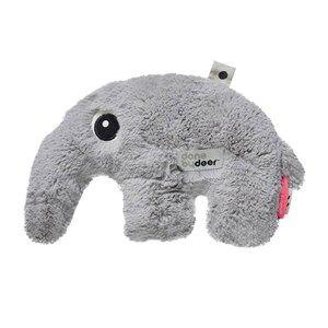 Done by Deer Unisex Norway Assort Soft toys Grey Cuddle Cute Antee Grey