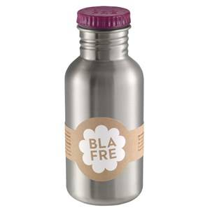 Blafre Girls Norway Assort Flasks and water bottles Purple Steel Bottle Plum Red 500ml