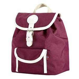 Blafre Girls Norway Assort Bags Purple Back Pack Plum Red