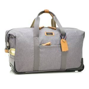 Storksak Unisex Bags Grey Cabin Carry-On Grey