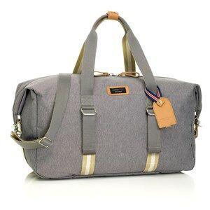 Storksak Unisex Bags Grey Duffel Grey