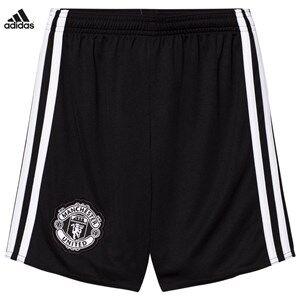 Image of United Manchester United Boys Sporting replica Black Man United ´17 Junior Away Shorts