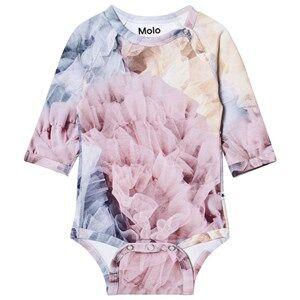 Molo Girls Onesies Pink Fonda Baby Body Bella Bella