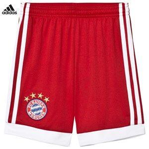Bayern Munich FC Boys Sporting replica Red Bayern Munich ´17 Junior Home Shorts