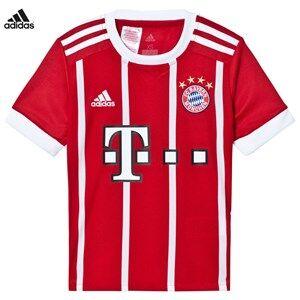 Bayern Munich FC Boys Sporting replica Red Bayern Munich ´17 Junior Home Shirt
