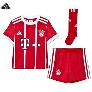 Bayern Munich FC Boys Sporting replica Red Bayern Munich ´17 Kids Home Kit