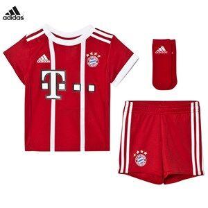 Bayern Munich FC Boys Sporting replica Red Bayern Munich ´17 Baby Home Kit