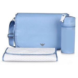 Giorgio Armani Junior Unisex Bags Blue Changing Bag Pale Blue