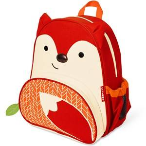 Skip Hop Unisex Bags Red Zoo Pack Fox