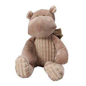 Bao Unisex Soft toys White Hippo Soft Toy