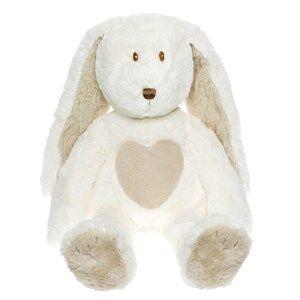 Teddykompaniet Unisex Soft toys White Teddy Cream Bunny Large White