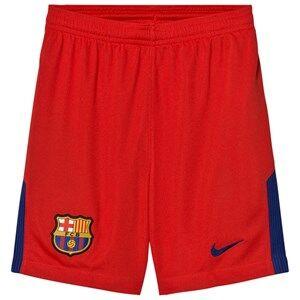 Barcelona FC Unisex Sporting replica Red Junior FC Barcelona Stadium Goal Keeper Shorts
