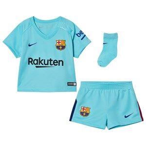 Barcelona FC Unisex Sporting replica Blue Infant FC Barcelona Away Kit