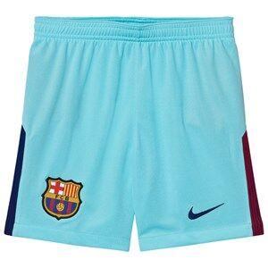 Barcelona FC Unisex Sporting replica Blue Junior FC Barcelona Stadium Away Short