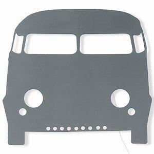 ferm LIVING Unisex Lighting Grey Car Lamp - Dark Grey