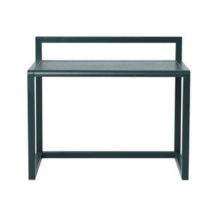 ferm LIVING Unisex Furniture Green Little Architect Desk Dark Green