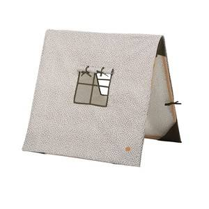 ferm LIVING Unisex Role play Grey Dots Grey Tent