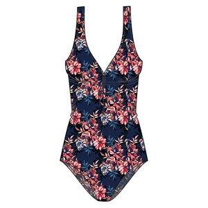Mamalicious Girls Maternity swimwear Blue Josefine Maternity Swimsuit