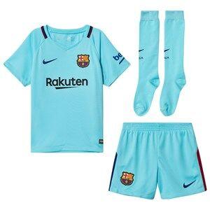 Barcelona FC Unisex Sporting replica Blue FC Barcelona Away Kit