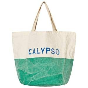 Bobo Choses Unisex Bags Green Calypso Petit Tote Bag