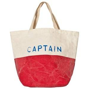 Bobo Choses Unisex Bags Red Captain Petit Tote Bag