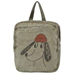 Bobo Choses Unisex Bags Grey School Bag Loup de Mer
