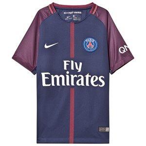 Paris Saint-Germain Unisex Sporting replica Navy Paris Saint-German Home Soccer Jersey