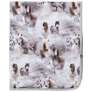 Image of Molo Girls Textile Neala Blanket Pony Jersey