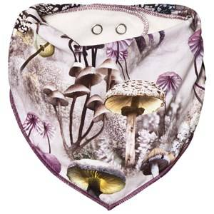 Molo Boys Baby feeding Nayela Bib Enchanted Forrest