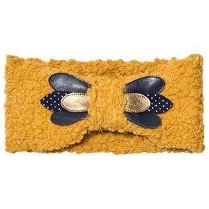 Catimini Girls Hair accessories Yellow Yellow Knit Headband