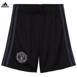 United Manchester United Boys Sporting replica Black Man United ´17 Junior Home Goal Keeper Shorts